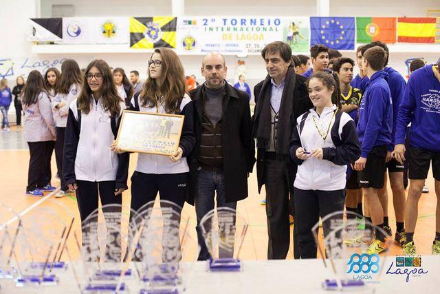 Torneio Internacional de Andebol Cidade de Lagoa - Jac Alcanena