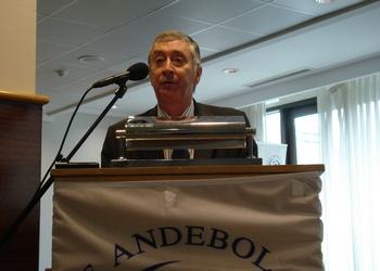 Ulisses Pereira - novo presidente da FAP