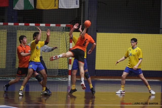 DFH : Águas Santas - 2ª Fase CN 1ª Divisão Juniores Masculinos Grupo A 6