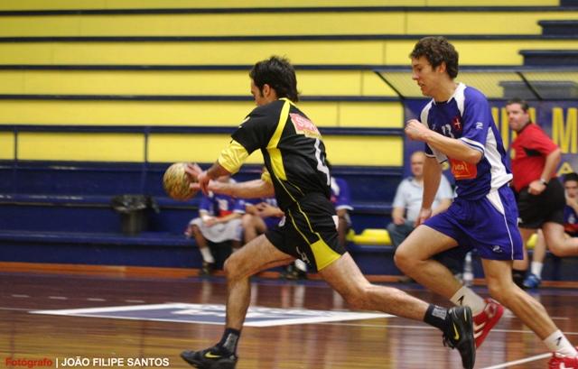 Belenenses : ABC - 2ª Fase CN 1ª Divisão Juniores Masculinos Grupo A 3