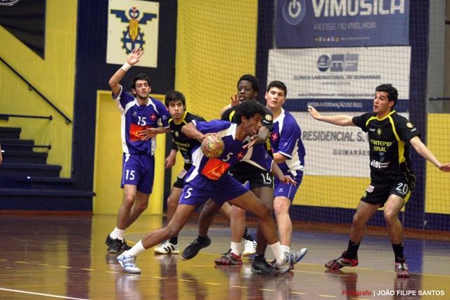 Belenenses : ABC - 2ª Fase CN 1ª Divisão Juniores Masculinos Grupo A 2
