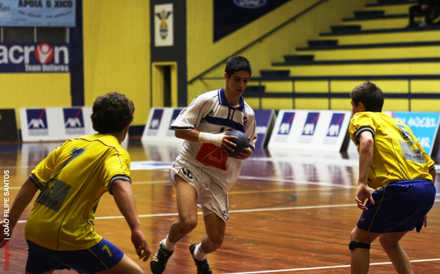 DFH : Belenenses - 2ª Fase CN 1ª Divisão Juniores Masculinos Grupo A 3