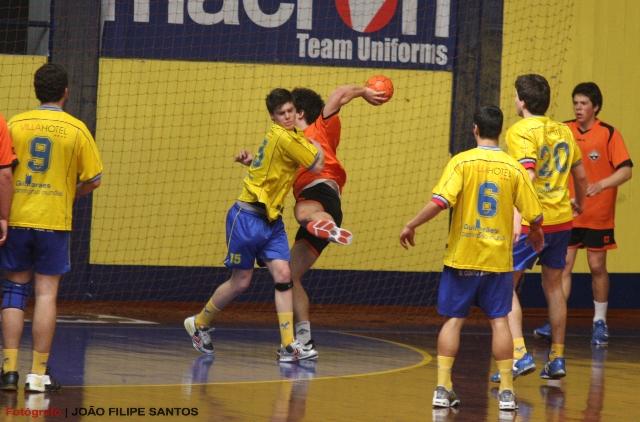 DFH : Águas Santas - 2ª Fase CN 1ª Divisão Juniores Masculinos Grupo A 3