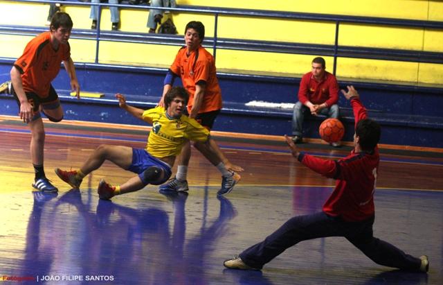 DFH : Águas Santas - 2ª Fase CN 1ª Divisão Juniores Masculinos Grupo A