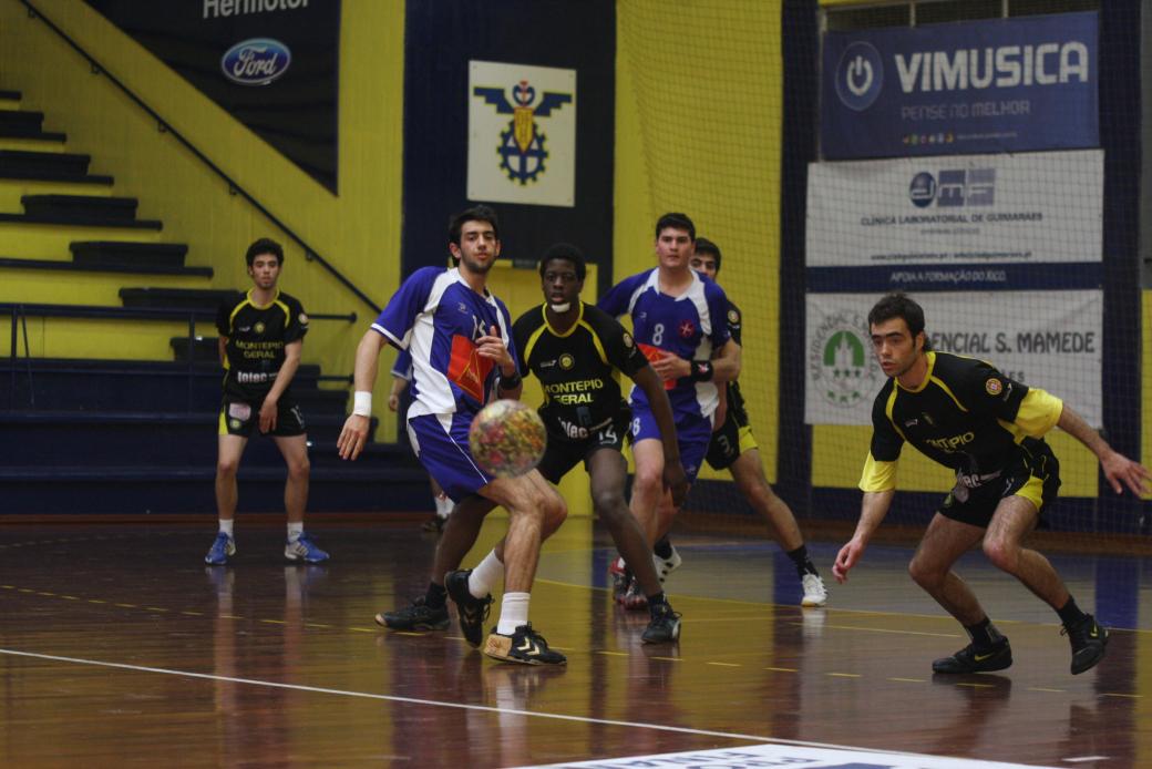 Belenenses : ABC - 2ª Fase CN 1ª Divisão Juniores Masculinos Grupo A 5