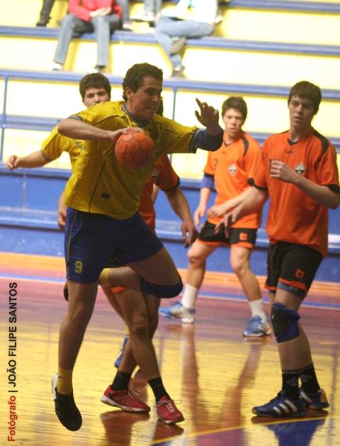 DFH : Águas Santas - 2ª Fase CN 1ª Divisão Juniores Masculinos Grupo A 4