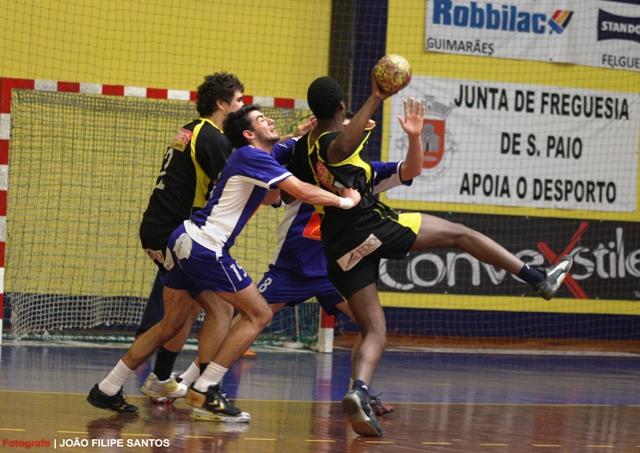 Belenenses : ABC - 2ª Fase CN 1ª Divisão Juniores Masculinos Grupo A 4