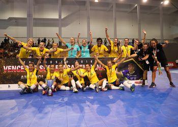 Madeira Sad - vencedor da Supertaça Feminina 2018/ 2019