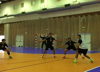 Seleção Nacional  A treina em Tábua