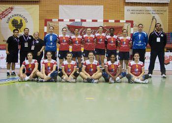 Portugal - qualificação play-off acesso mundial seniores femininos 2011