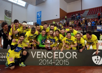 ABC vencedor Taça Portugal - 2015 .1