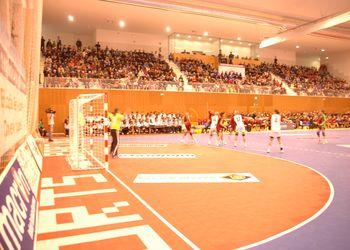 Portugal - Suíça - qualificação Campeonato da Europa Seniores Femininos - Moimenta da Beira, 03.04.2010