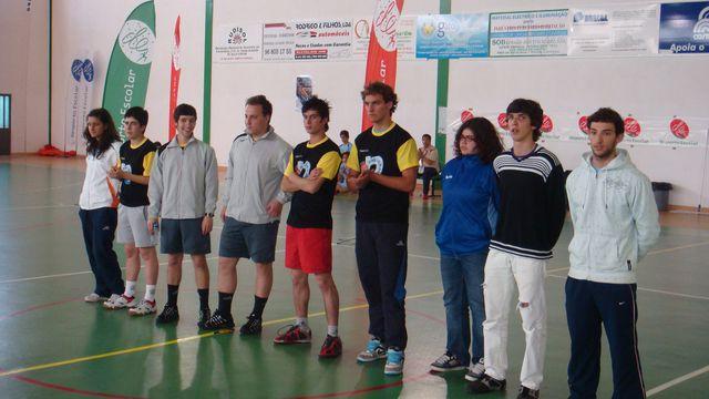 Nacionais do Desporto Escolar - 22 a 24.05.09, Vendas de Azeitão - Equipa Arbitragem