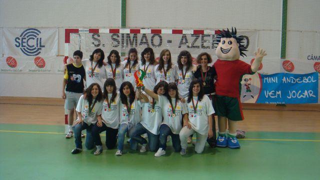 Nacionais do Desporto Escolar - 22 a 24.05.09, Vendas de Azeitão - ES Adolfo Portela