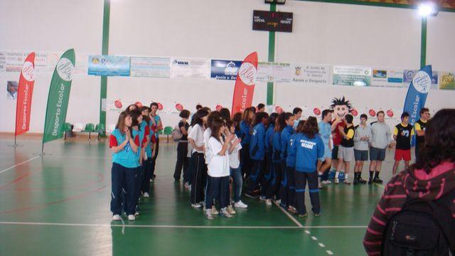 Nacionais do Desporto Escolar - 22 a 24.05.09, Vendas de Azeitão - Equipas