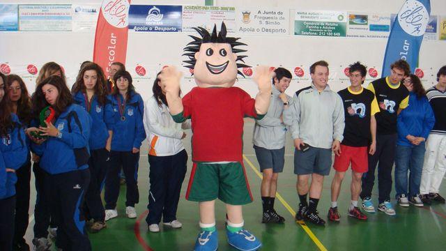 Nacionais do Desporto Escolar - 22 a 24.05.09, Vendas de Azeitão - Entrega Prémios