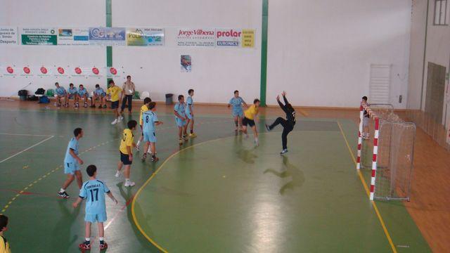 Nacionais do Desporto Escolar - 22 a 24.05.09, Vendas de Azeitão