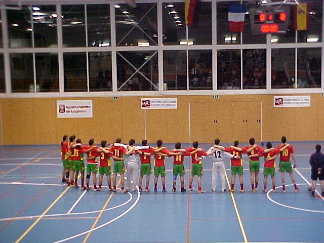 Juniores A - Torneio 4 Nações