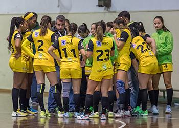 Challenge Cup Feminina - MKS Perla Lublin : SIR 1º Maio/ ADA CJ Barros - Oitavos de Final - 2ª mão