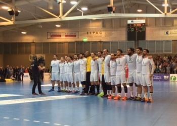 Portugal - Aprsentação no jogo Suíça-Portugal