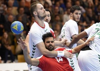 Bosko Bjelanovic no Portugal-Suíça da Yellow Cup