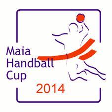 Logo Maia Handball Cup 2014