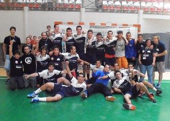 Alto do Moinho - campeão nacional juvenis (M) - 2.ª divisão 2013-14