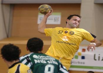 Luis Bogas em jogo