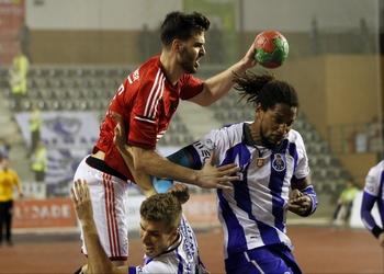 SL Benfica-FC Porto - Taça Portugal 2015 - Fase jogo 1