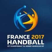Logo Campeonato do Mundo Seniores Masculinos França 2017