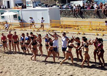 100 Ondas - OVB Beach Girls - Taça Campeões Europeus Andebol Praia 2015