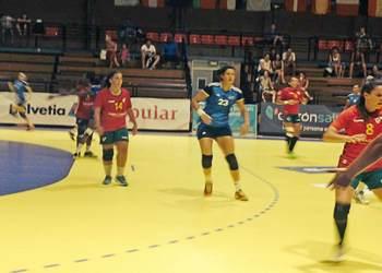 Europeu Sub19 feminino - Portugal-França