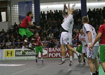 Portugal-Letónia - Fase do jogo 1