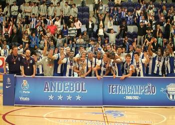 FC Porto - campeão nacional 2011-2012
