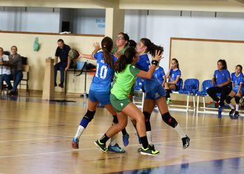 JAC-Alcanena : SIR 1º Maio - Campeonato Nacional Iniciados Femininos - foto: Luís Neves