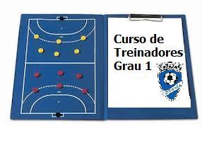 Curso de treinadores de Andebol de Grau 1 – Braga 2015