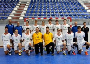 Seleção Nacional Juniores C Masculinos - Julho 2016 - Jogos CPLP