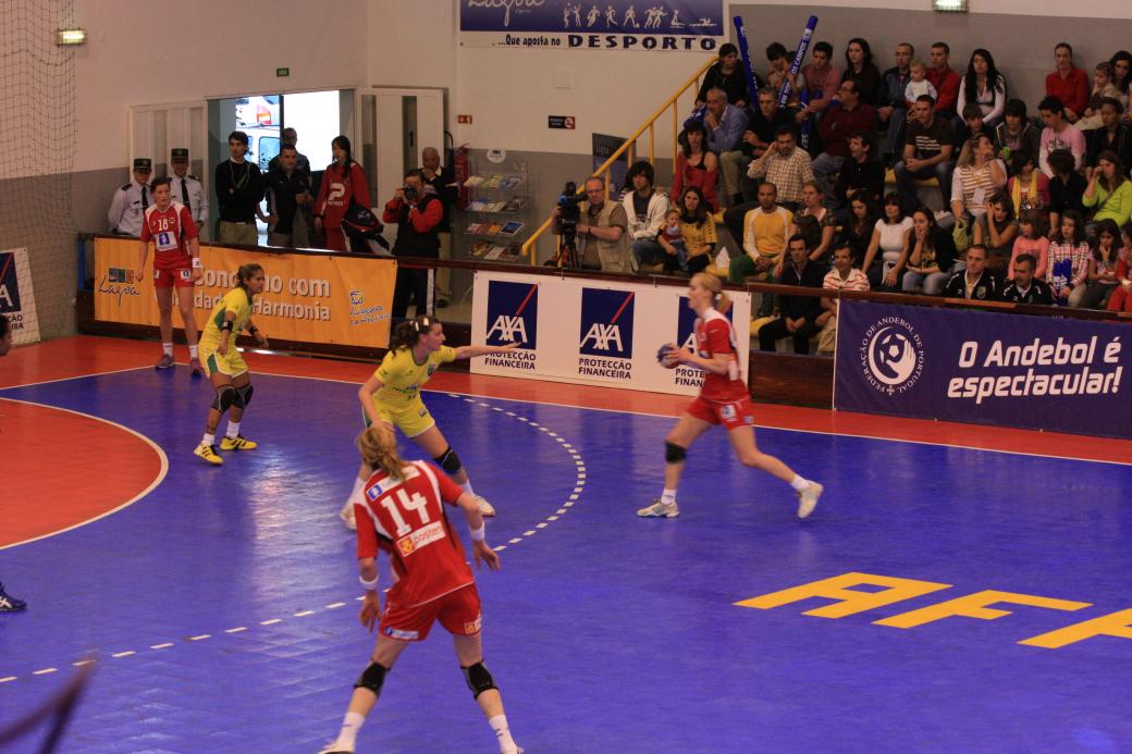 Noruega : Brasil - Torneio Internacional de Lagoa
