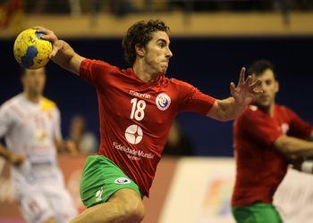 Dario Andrade - Portugal : Macedónia - qualificação Euro 2014 - Espinho, 04.11.12 - foto de José Lorvão