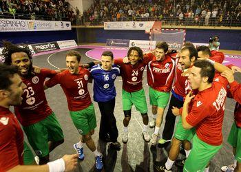 Portugal : Macedónia - qualificação Euro 2014 - Espinho, 04.11.12 - foto de José Lorvão