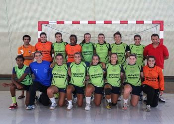 Jac-Alcanena - seniores femininos 2012-13