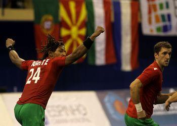 Gilberto Duarte - Portugal : Macedónia - qualificação Euro 2014 - Espinho, 04.11.12 - foto de José Lorvão