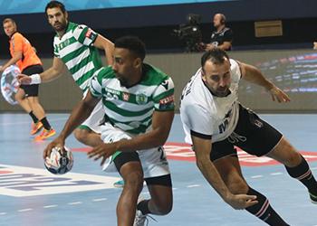 Besiktas Mogaz HT : Sporting CP - Velux EHF Champions League 2