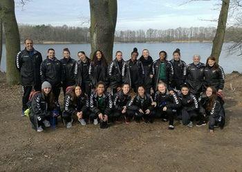Juniores A Femininas - qualificação na Bielorrússia - 2016-2017