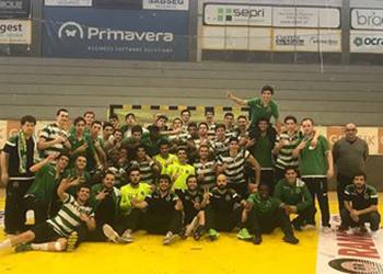 Campeonato Juvenis Masculinos - 1ª Divisão - Sporting CP