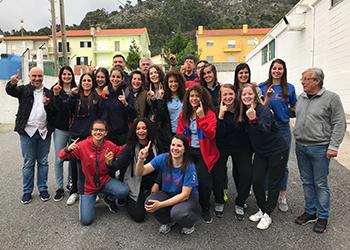 Campeonato 2ª Divisão Feminina - CS Juventude Mar x NAAL Passos Manuel