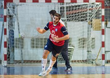Campeonato Andebol 1 - AC Fafe x CD São Bernardo