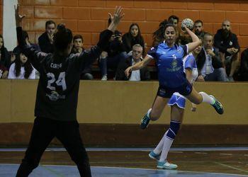 ARC Alpendorada - JAC-Alcanena - Campeonato 1ª Divisão Feminina - PhotoReport.In