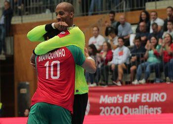 Lituânia : Portugal - qualificação Campeonato da Europa Euro2020