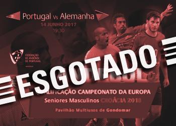 Portugal - Alemanha (esgotado)
